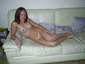 Naughty amateur exgf enjoys masturbating