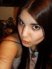 Brunette amateur girls loves posing for photos
