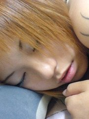 Hot Asian chicks love sleeping while being naked